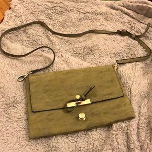 Shoulder bag/envelope purse